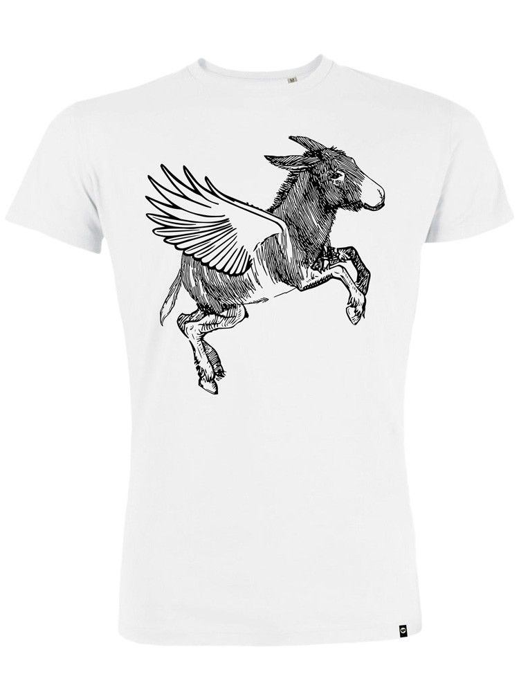 camiseta NUM wear FLYING color White