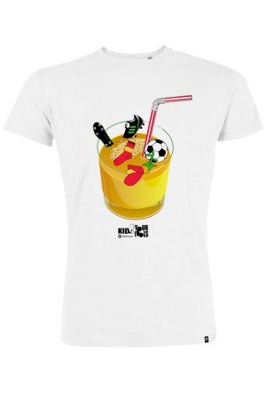 camiseta NUM wear JUICE82 color White