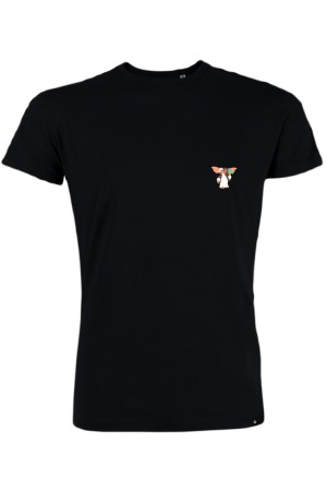Camiseta NUM wear GIZ Bordado hombre color Black