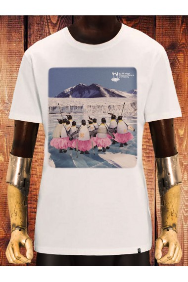 camiseta NUM wear CLUMSY COMPANY color Off White