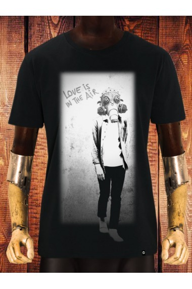 Camiseta NUM wear LOVE color Black