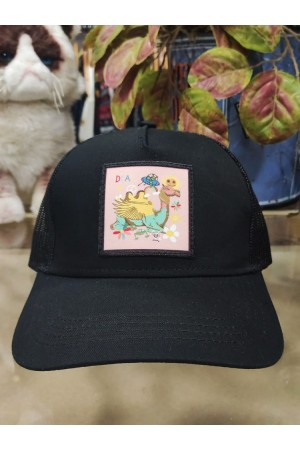 Gorra parche DEAL Black NUM wear